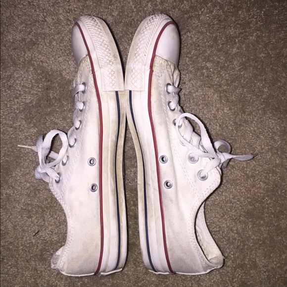 Converse Shoes   Converse Lowtop White
